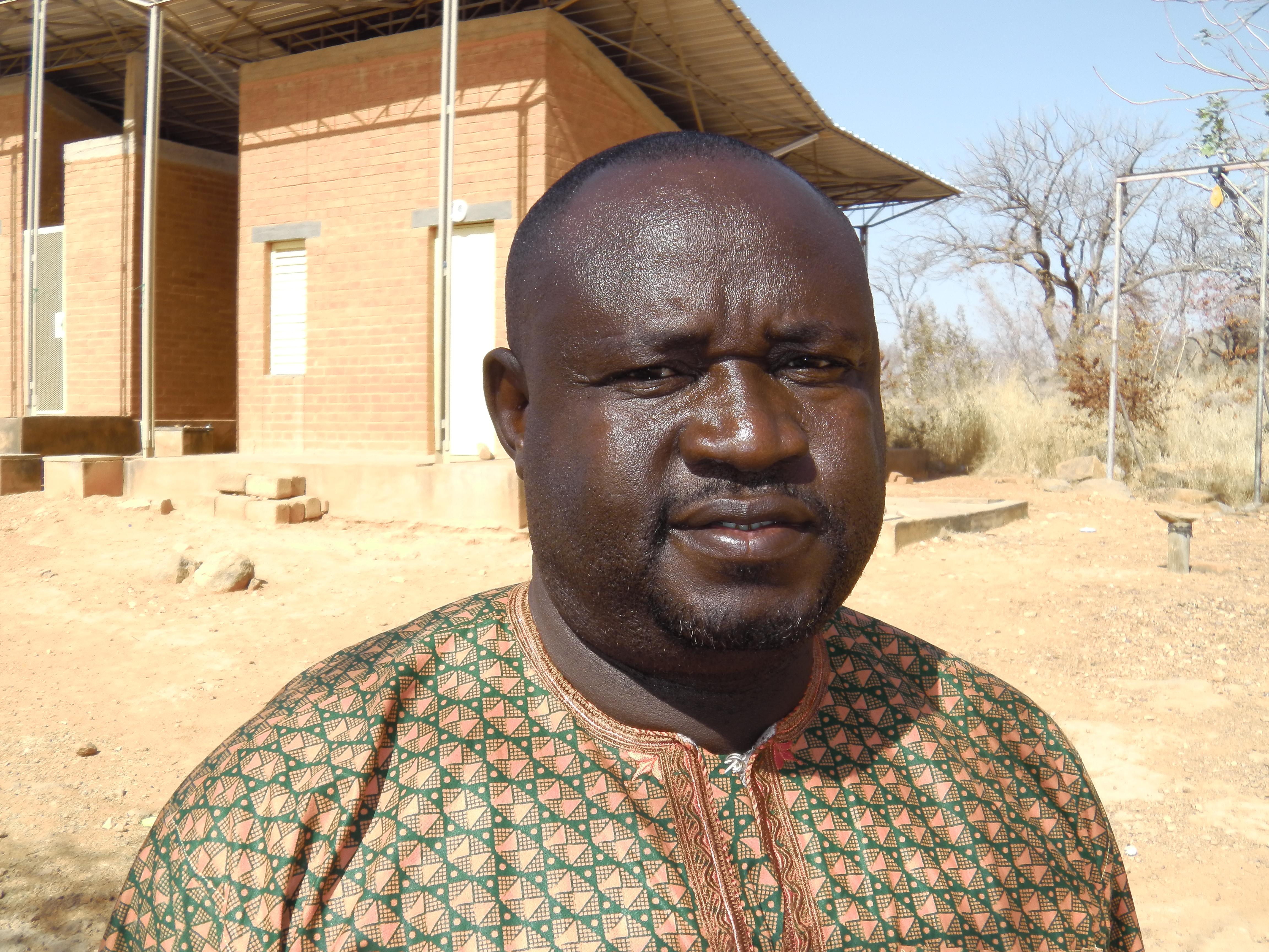 Gildas Ouedraogo