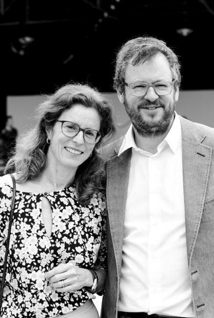 Manuela und Iwan Wirth
